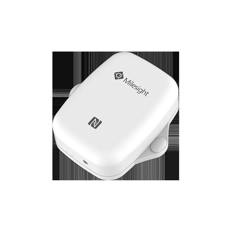 Capteur température et humidité LoRaWAN EM300-TH de Milesight IoT