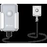 Capteur de luminosité 1 à 100.000 lux LoRaWAN EM500-LGT de Milesight IoT