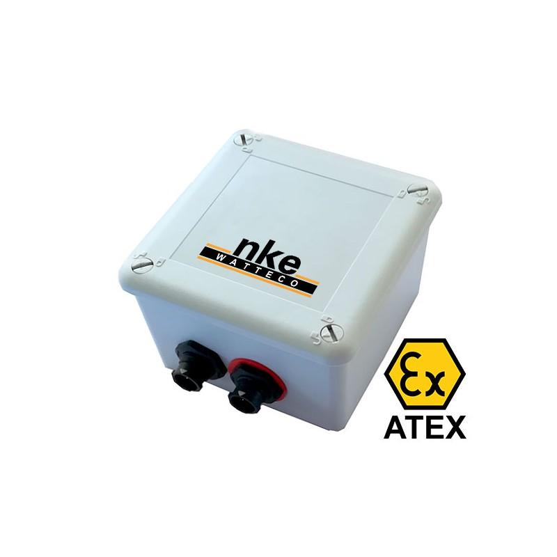 Capteur de comptage impulsionnel et mesures analogiques Toran'O AtEx zone 1 LoRaWAN - NKE Watteco