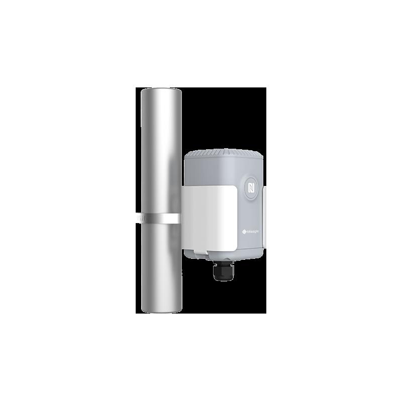 Capteur de température LoRaWAN EM500-PT100 de Milesight IoT