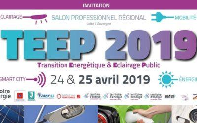 Salon TEEP à Andrézieux-Bouthéon – 2019