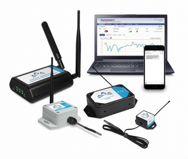Système IoT Monnit