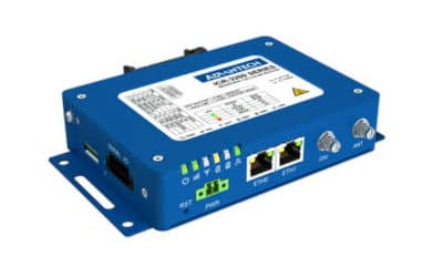 Note d'application : configuration d'un routeur Advantech B+B SmartWorx