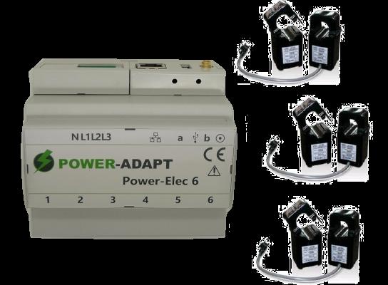 Gérer sa consommation électrique avec Eco-Adapt
