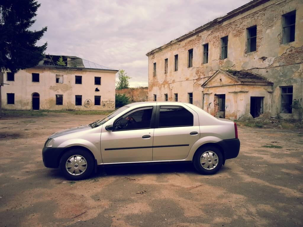 Sortie de l'usine Renault Dacia de Slovénie