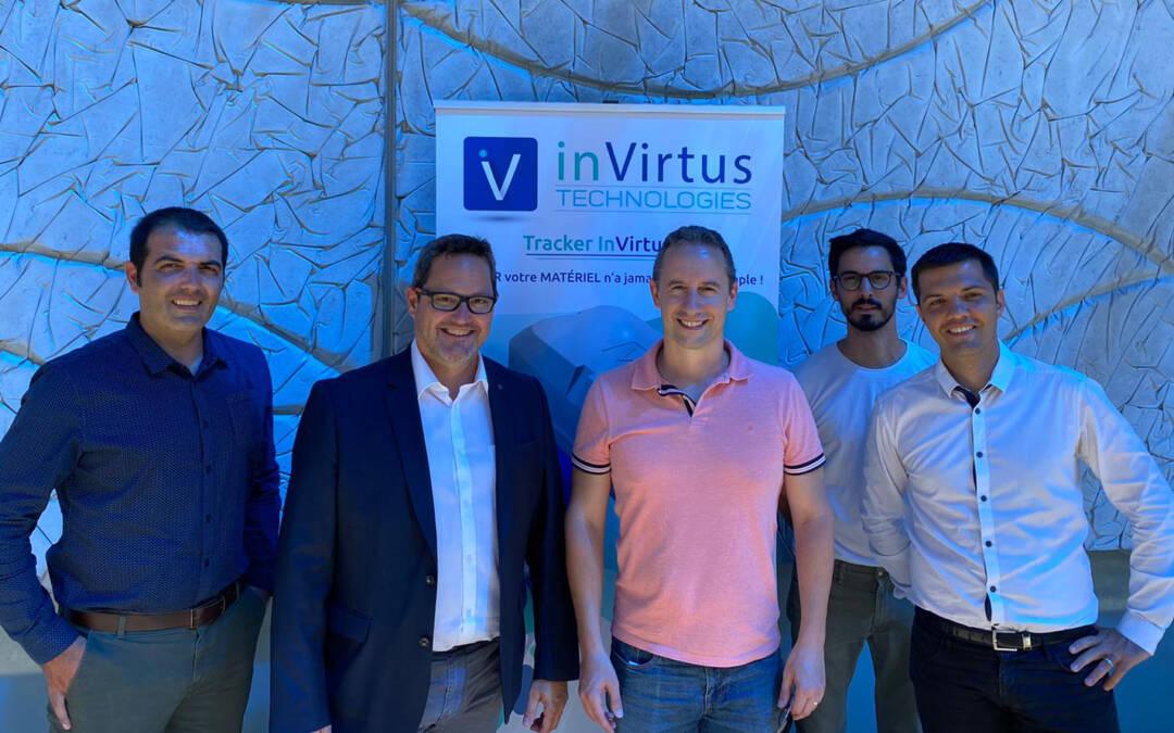 InVirtus TECHNOLOGIES renforce sa distribution par un accord avec le nouveau Groupe Airicom