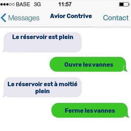 Soyez alerté par SMS et prenez le contrôle à distance avec Avior