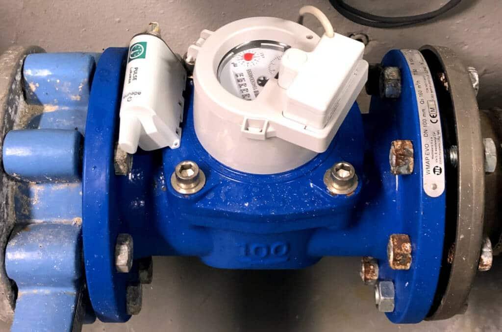 Accès à distance au compteur de consommation d'eau sur réseau LoRaWAN