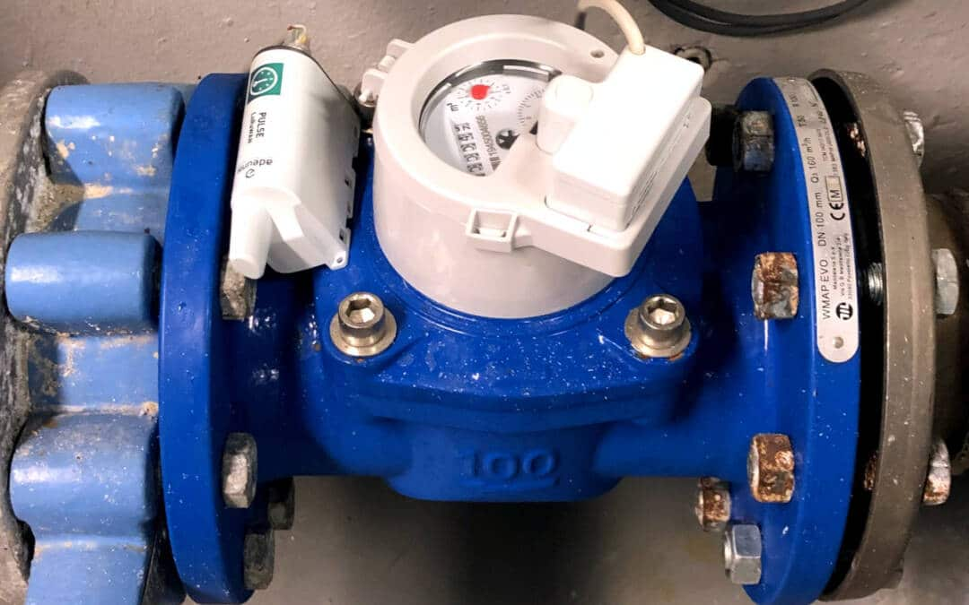 Télérelève des compteurs d'eau et d'énergie à l'aide du réseau LoRaWAN et de capteurs sans fil IoT