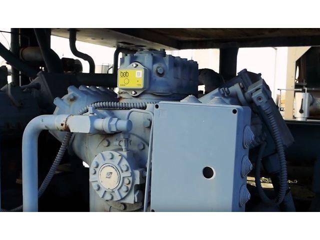 Capteur de maintenance préventive avec intelligence artificiel, sans fil et autonome