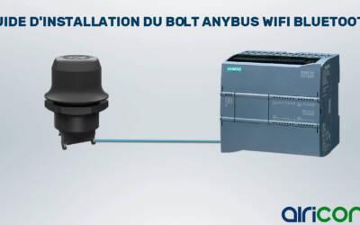 Note d'application : comment connecter une machine industrielle à son Smartphone avec le Bolt d'Anybus ?