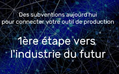 """Des subventions pour basculer vers """"l'industrie du futur"""""""
