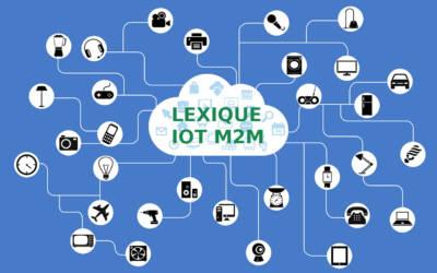 Lexique IoT M2M