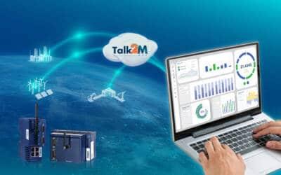 Le service Talk2M d'EWON évolue