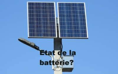 Quel capteur pour surveiller à distance la charge et la capacité d'une batterie ?