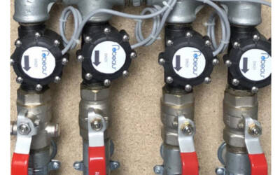 Des capteurs pour gérer à distance sa consommation d'eau par zone.