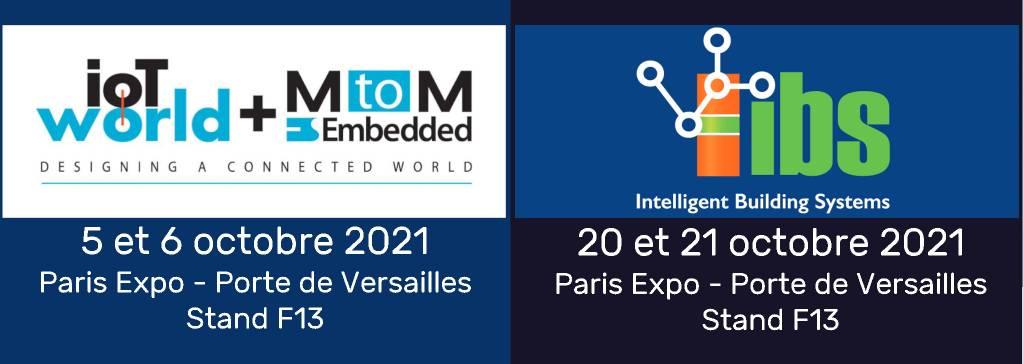 Salon IBS Iot World