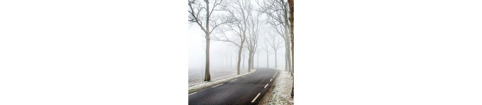 Routes gelées