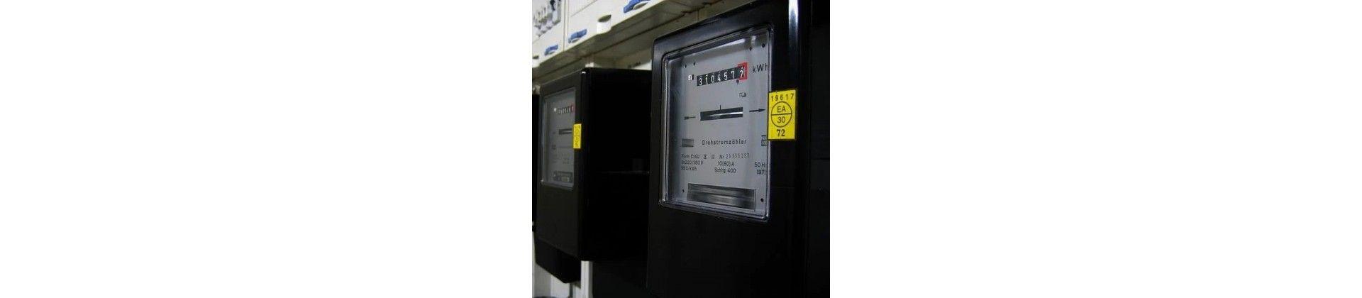 Télérelève compteurs Eau/Gaz/Electricité