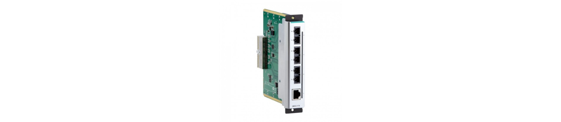 Switch Ethernet modulable