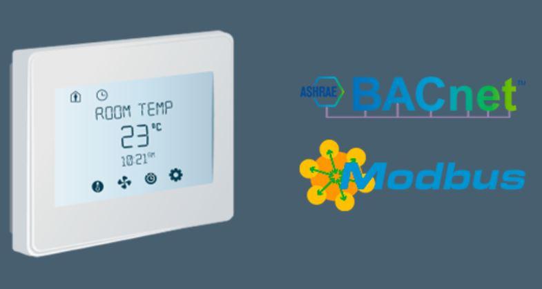 Thermostat Bacnet Modbus